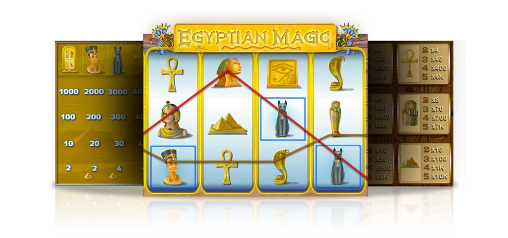 egyptain-magic