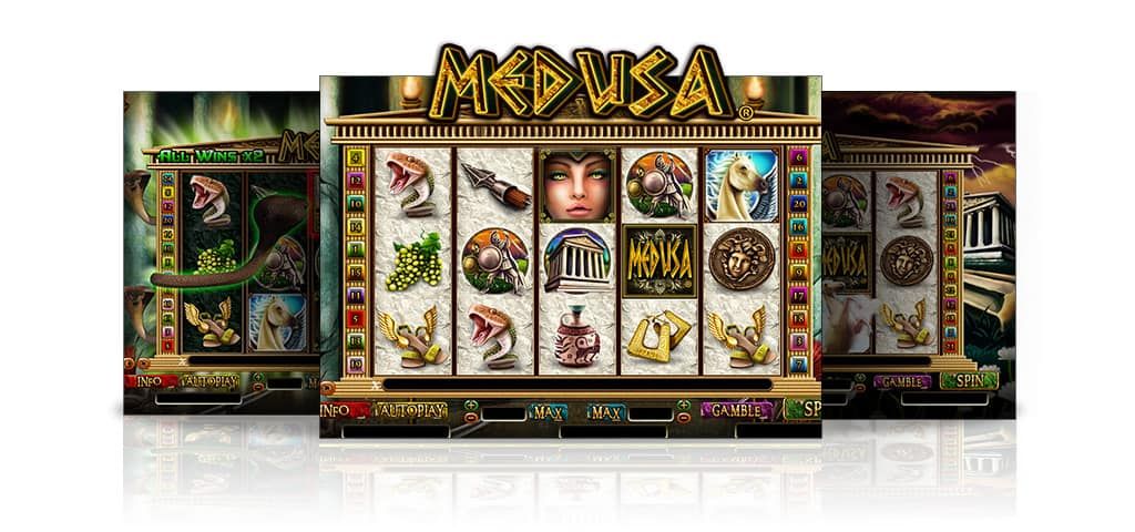 Medusa Video Slot@Karamba
