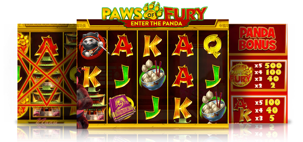 Paws-of-Fury Slot