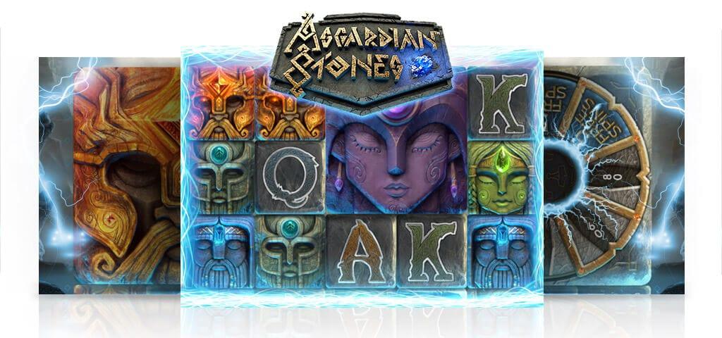 Play Asgardian Stone at Karamba