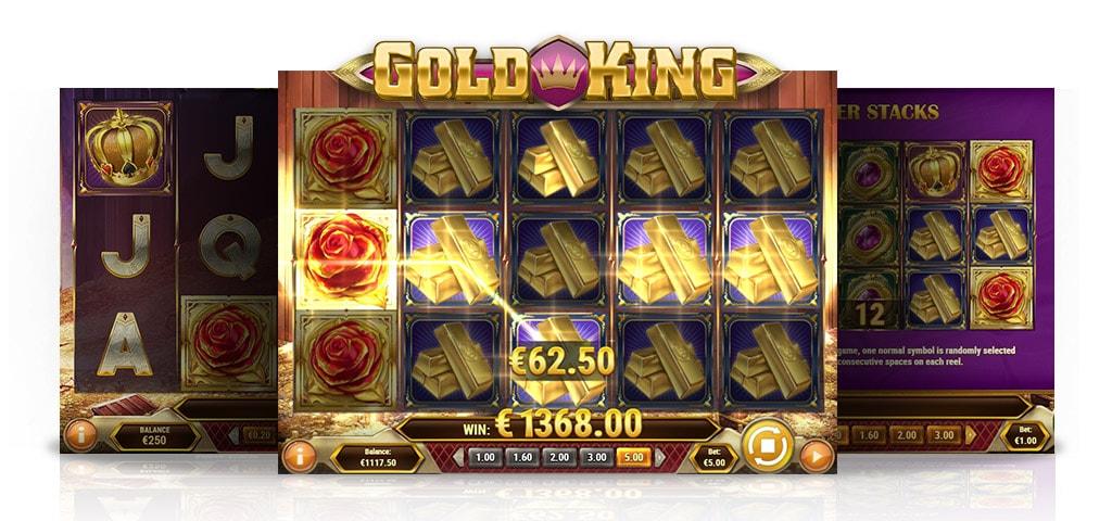 Play Golden King at karamba.com