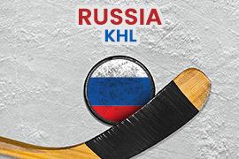 Ruussia KHL